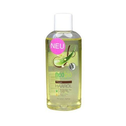 Olejek do włosów z aloesem i olejkiem arganowym EKO 75ml