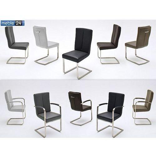 Krzesła do jadalni nowoczesne ULA Ekoskóra