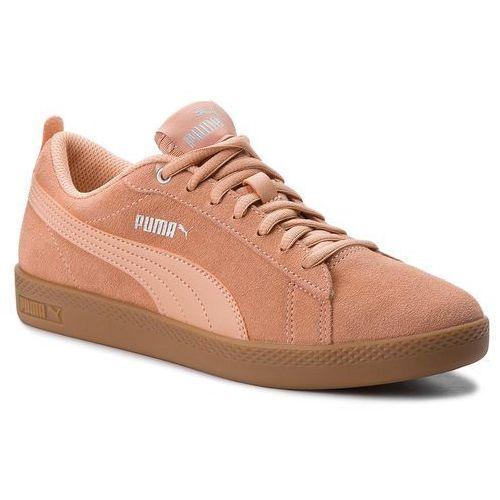 Sneakersy smash wns v2 sd 365313 10 dusty coraldusty coral (Puma)