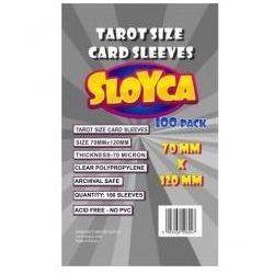 Koszulki Tarot 70x120mm (100szt) SLOYCA