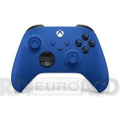 xbox series kontroler bezprzewodowy (shock blue) marki Microsoft
