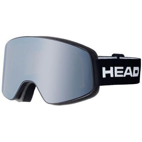 Gogle horizon race black + sparelens Head