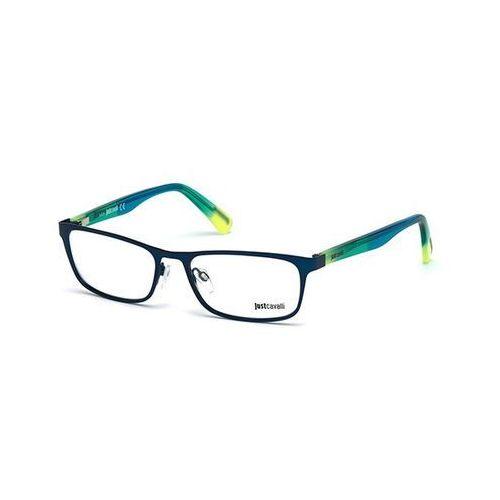 Just cavalli Okulary korekcyjne jc 0752 091