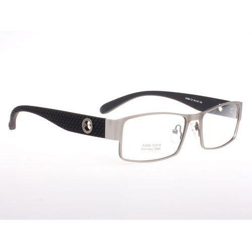Ricco Oprawki okularowe a2886 c2- srebrne