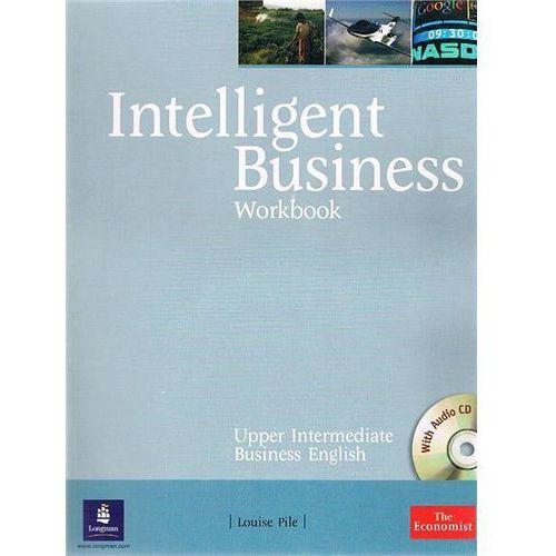 Intelligent Business Upper Intermediate Workbook (zeszyt ćwiczeń) + CD (95 str.)