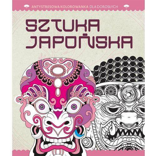 Olesiejuk Antystresowa kolorowanka 6 sztuka japońska - wydawnictwo od 24,99zł darmowa dostawa kiosk ruchu