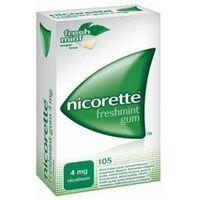 NICORETTE FreshMint 4mg x 105 gum