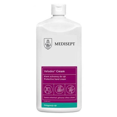 Velodes cream krem ochronny do rąk (500 ml) Medisept - Bombowy upust
