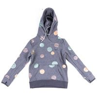 bluza BENCH - Her. Hoody Metallic Dots Metallic Dot Print On Winter G (P1367) rozmiar: S