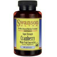 Tabletki SWANSON Żurawina ekstrakt 420mg, 60 tabl