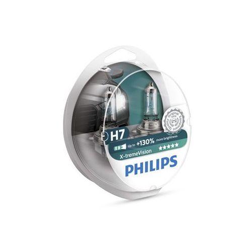 Philips Zestaw 2x żarówka samochodowa x-tremevision 12972xv+s2 h7 px26d/55w/12v