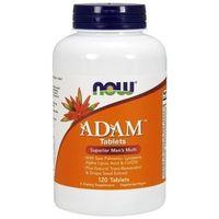 Kompleks witamin i mienrałów NOW Foods Adam 120 kaps Najlepszy produkt