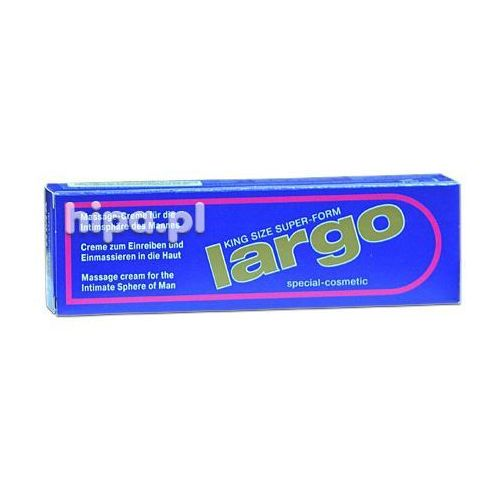 Largo krem-maść erekcyjna do masażu penisa 40 ml 223009, 818