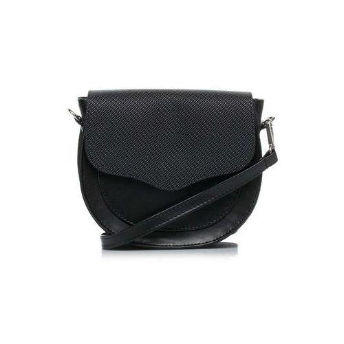 d21225a59ded3 ▷ Szara mała torebka listonoszka z nitami (MOE) - opinie   ceny ...