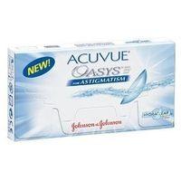 Acuvue oasys for astigmatism (dostępne na magazynie) marki Johnson & johnson