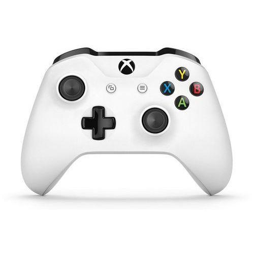 Kontroler bezprzewodowy tf5-00004 biały do xbox one marki Microsoft