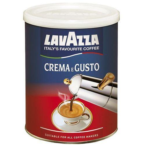 Lavazza Crema e Gusto 6 x 0,25 kg mielona PUSZKA, 0621