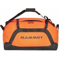 Mammut Cargon 90L Torba podróżna 66 cm safety orange-black ZAPISZ SIĘ DO NASZEGO NEWSLETTERA, A OTRZYMASZ VOUCHER Z 15% ZNIŻKĄ
