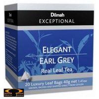 Dilmah Herbata elegant earl grey 20 torebek