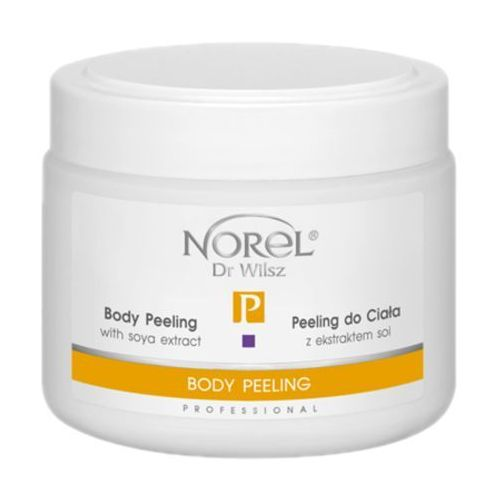 Body peeling with soya extract peeling do ciała z ekstraktem soi (pp088) Norel (dr wilsz) - Rewelacyjny upust