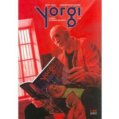 Komiksy Ozga J., Rzontowski D.