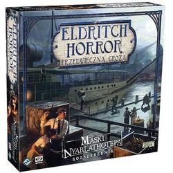 Eldritch horror: maski nyarlathotepa marki Galakta