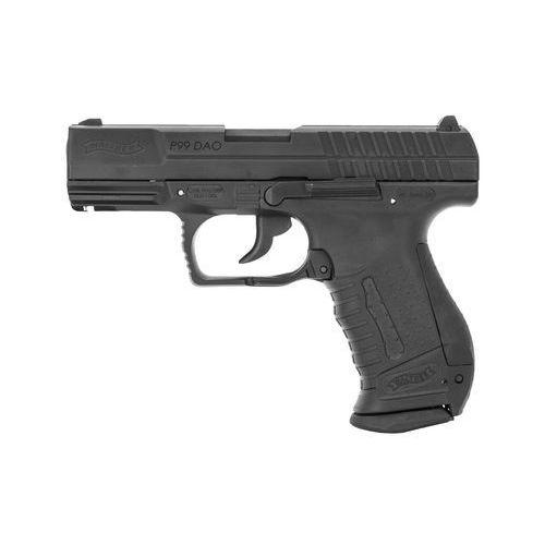 Pistolet asg p99 dao gbb co2 + darmowy zwrot (2.5684) marki Walther