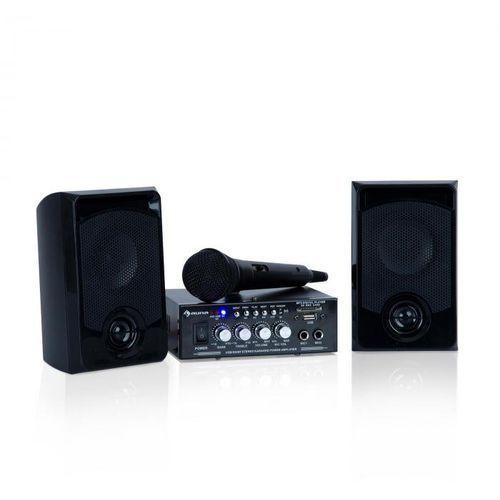 Karaoke Star 1 zestaw do karaoke 2 x 50W BT USB/SD Line-In