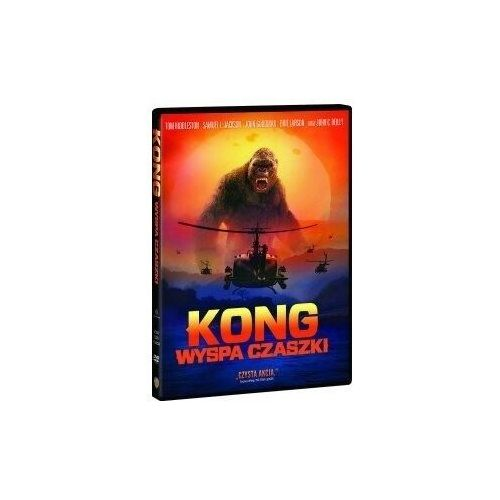 Kong: wyspa czaszki (dvd) - jordan vogt-roberts marki Galapagos