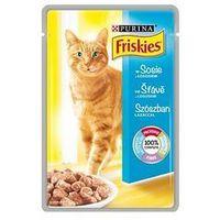 FRISKIES 100g Łosoś w sosie Karma dla kota, MS_14076