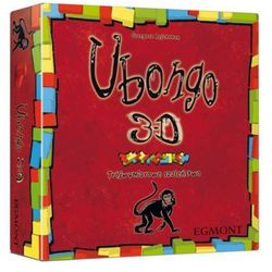 Egmont Gra ubongo 3d