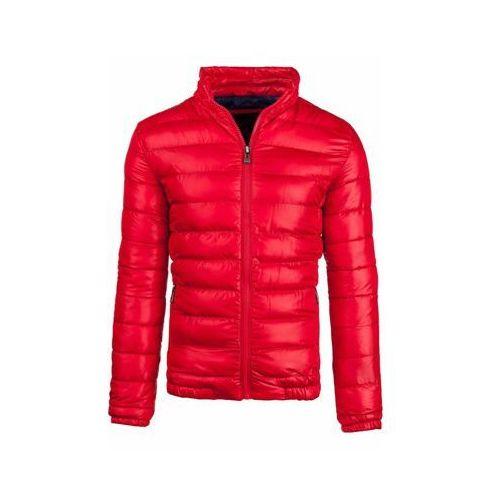 59c1d55c85f49 Kurtka męska zimowa sportowa czerwona Denley 4002, zimowa (KAMLIN ...