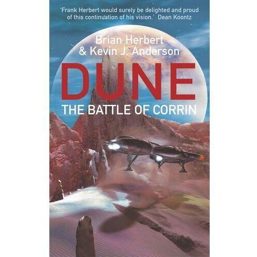 Dune Battle of Corrin, Herbert B.