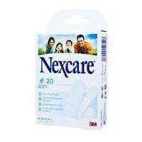 3m health care Plaster nexcare 3m soft x 20 sztuk