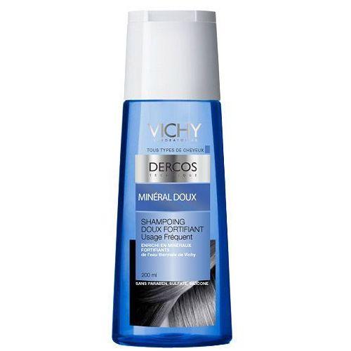 Dercos szampon mineralny 200ml Vichy