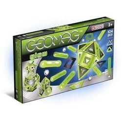 Glow 104 elementy - darmowa dostawa!!! marki Geomag