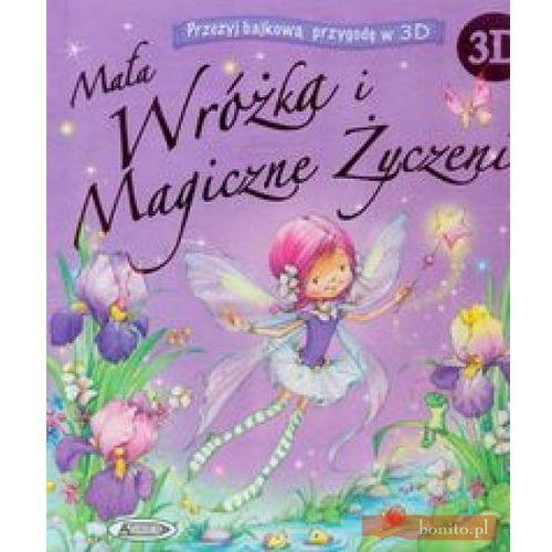 Mała wróżka i magiczne życzenie 3D (2011)