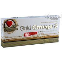 Olimp Gold Omega-3 60 kaps. Olej rybii EPA DHA 013065