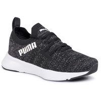 Buty PUMA - Flyer Runner Engnr Knit 192791 01 Puma Blk/Asphalt/Puma Wht