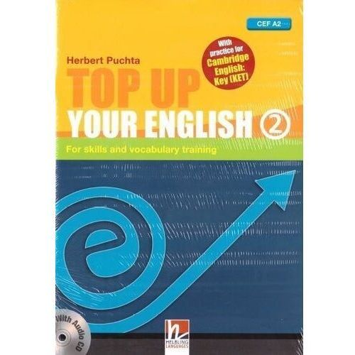 Top Up Your English 2 A2 + audio CD (48 str.)
