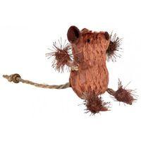 TRIXIE Zabawka dla kota - mysz brązowo-beżowa 8 cm - DARMOWA DOSTAWA OD 95 ZŁ! (4011905457383)