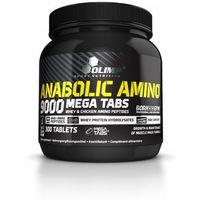 OLIMP Anabolic Amino 9000 Mega Kaps - 300 tab. (5901330026591)