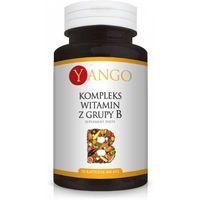 Kapsułki Kompleks witamin z grupy B YANGO - 50 kapsułek wegańskich