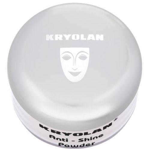 Kryolan anti-shine powder ryżowy puder matujący (5705)