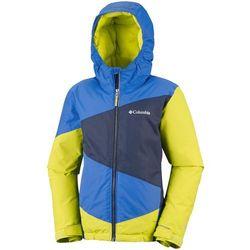 Columbia kurtka dziecięca wildstar jacket super blue xl