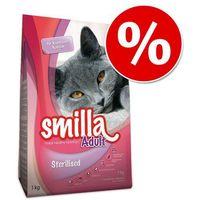 , karma sucha 1 kg w super cenie! - adult wołowina marki Smilla