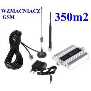 Profesjonalny Wzmacniacz Zasięgu GSM (350m2)., 5907773415278
