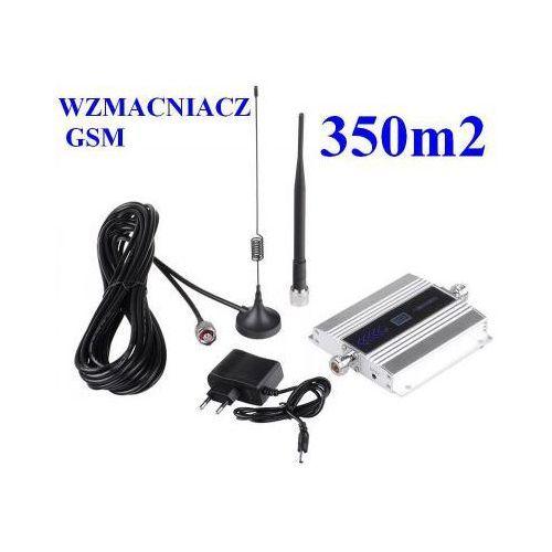 Profesjonalny Wzmacniacz Zasięgu GSM (350m2).