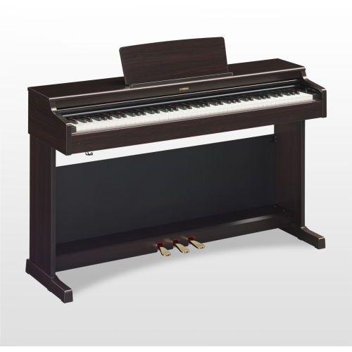 Yamaha YDP 164 R Arius pianino cyfrowe, kolor palisander + ława Yamaha + słuchawki Yamaha HPH 100 B