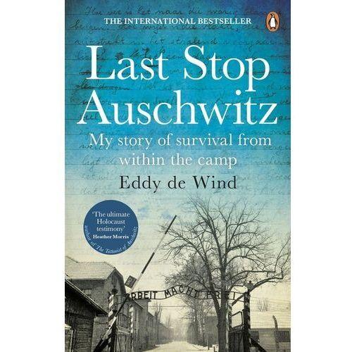 Last Stop Auschwitz - de Wind Eddy - książka, oprawa miękka